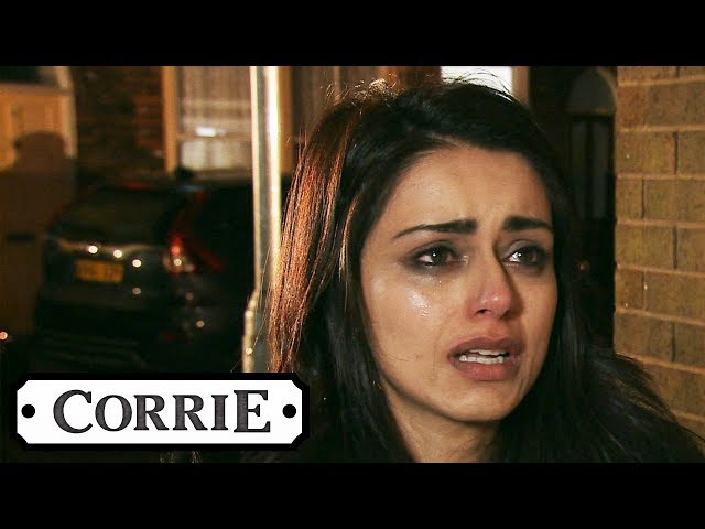 Coronation Street - Vote Bhavna Limbachia for Best Actress! (Link in Description)