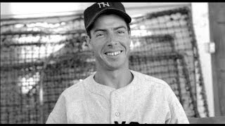 Joltin' Joe Dimaggio Remembered - March 8, 1999 - ABC News Nightline