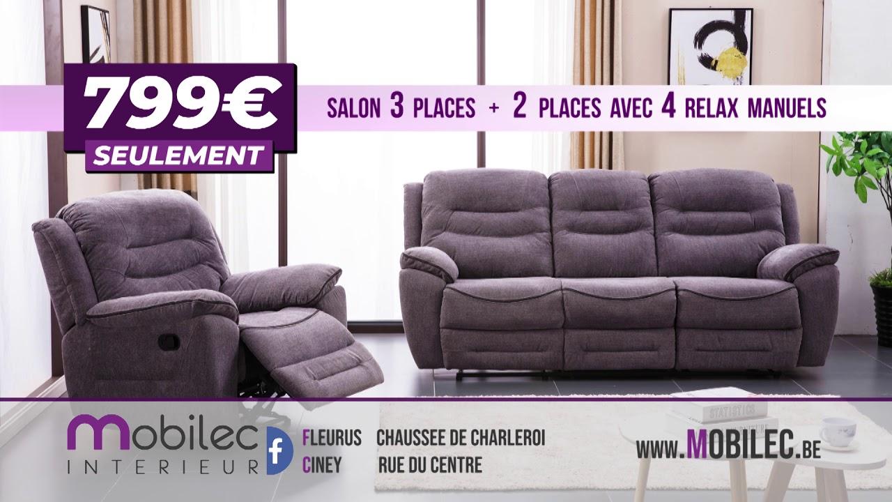 Mobilec Interieur | Mobilier Confort Et Design Pour Toute La Famille