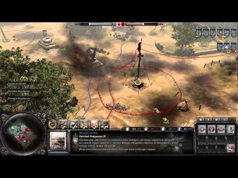 2v2 Company of Heroes 2 Argentina