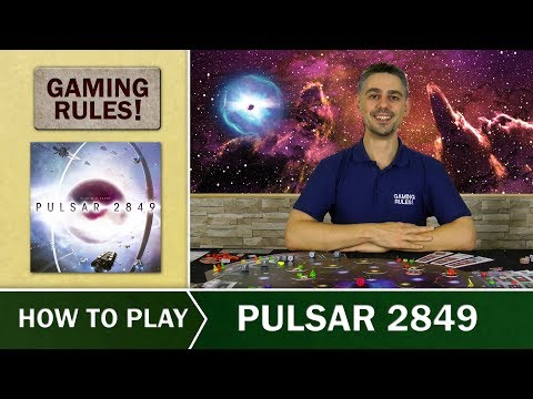 Pulsar 2849 - How to Play