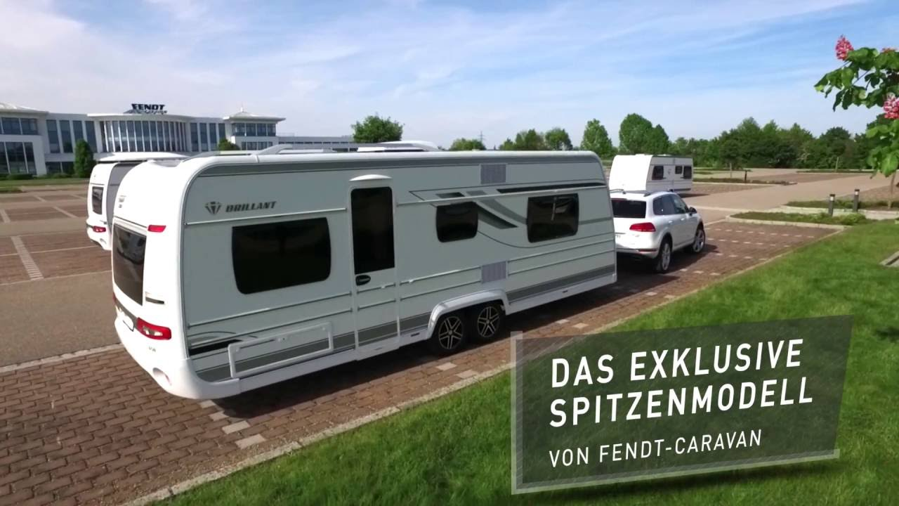 fendt caravan brillant 2017 youtube. Black Bedroom Furniture Sets. Home Design Ideas