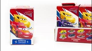 ТАЧКИ 3 Новинка от СВИТБОКС Игрушки по мультику про машинки Тачки 3 Disney Pixar Cars 3