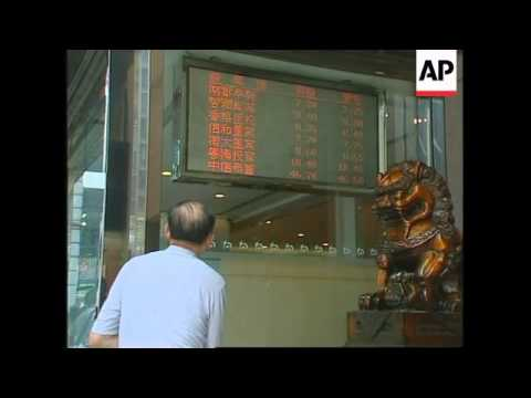 HONG KONG: HANG SENG INDEX FALLS MORE THAN 500 POINTS