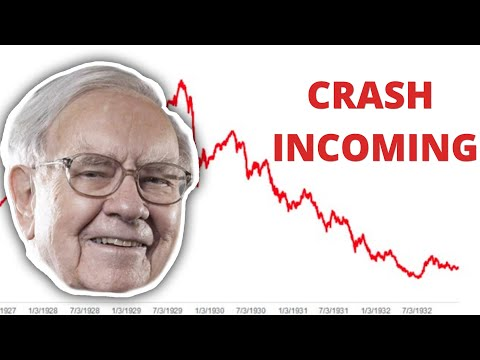 Why Warren Buffett Thinks There Will Be Another Stock Market Crash