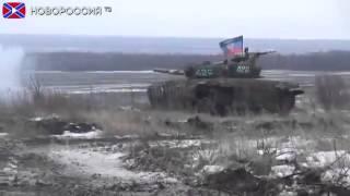 Бои под Дебальцево Украина война обстрел дебальцевский котелвидео боя Эксклюзив ВСУ