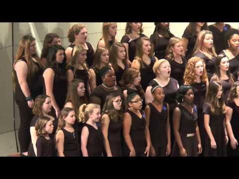 All County Chorus Junior Concert 2016