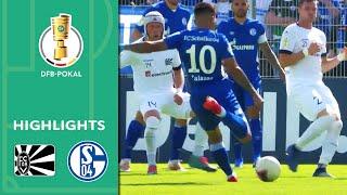 Strong Schalke! | FC Villingen vs. Schalke 04 | 1-4 | Highlights | DFB-Pokal 1.