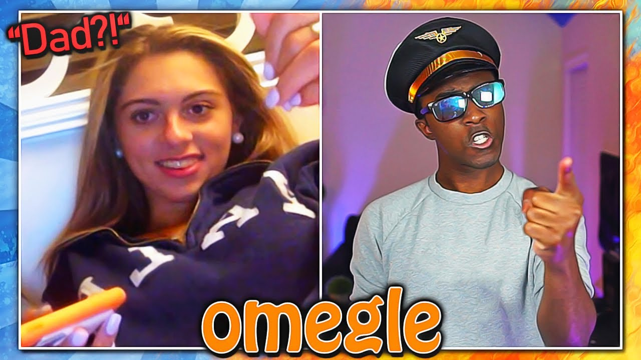 Omegle... but I Ask KIDS to get their Parents 2
