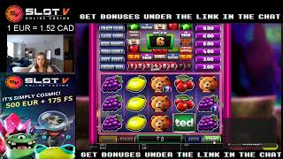 STREAM LollaPlay - CASINO ONLINE! 💰💰💰 ONE MORE JACKPOT