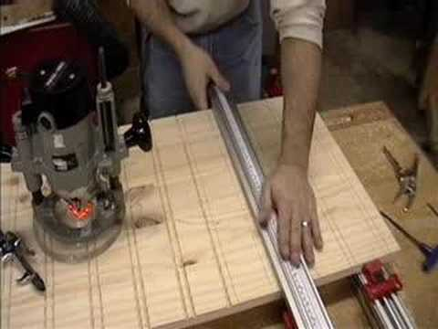 Mlcs How To Make Bead Board Youtube