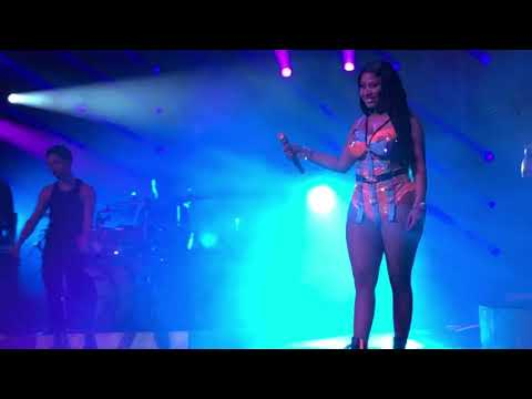 Fefe - Nicki Minaj  in Brazil São Paulo at Tidal Vivo Event Credicard Hall