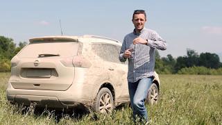 Nissan X-Trail - test Juraja Šebalja