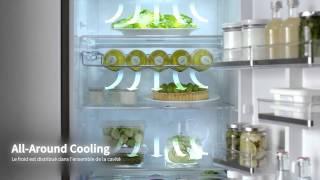 Samsung Réfrigérateur Kitchen Fit RB8000 - Intégration parfaite à votre cuisine