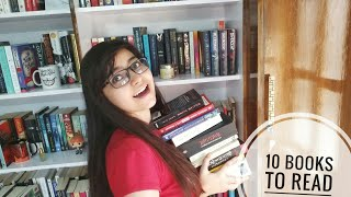 10 Book Recommendations Under 1 minute !