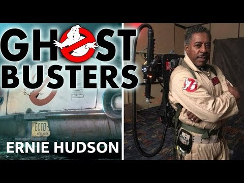Ernie Hudson CONFIRMED His Involvement In The New Ghostbusters 2020