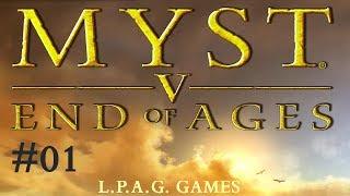 Let's play Myst V : End of ages [#01] - Début du voyage