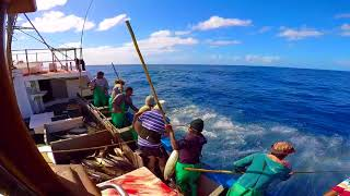 Tuna pole fishing Cape Town- West Ex