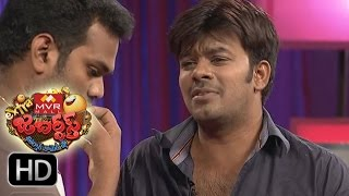 Extra Jabardasth - Sudigaali Sudheer Performance - 4th December 2015  - ఎక్స్ ట్రా జబర్దస్త్