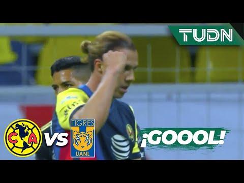 ¡GOLAZO! Córdova sepulta a Tigres | América 3-1 Tigres | Guard1anes 2020 Liga BBVA MX J16 | TUDN