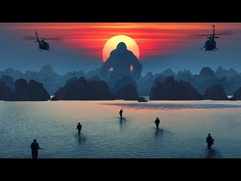 Kong Groove Trailer Music By Young Guru - Some Editing too!
