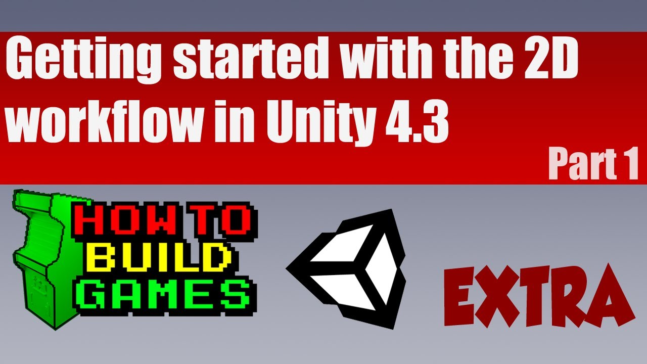 how to make a video game in unity