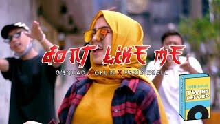 Download Mp3 G'$quad - 'dont Like Me'  Ft  Oklin X Farid Egall