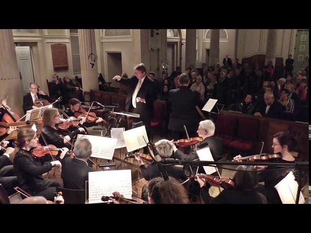 Leopold Mozart: Sinfonia Pastorella; 1. Satz (Allegro moderato);