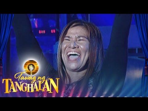 Tawag ng Tanghalan: Casiana wins against Chaddie!