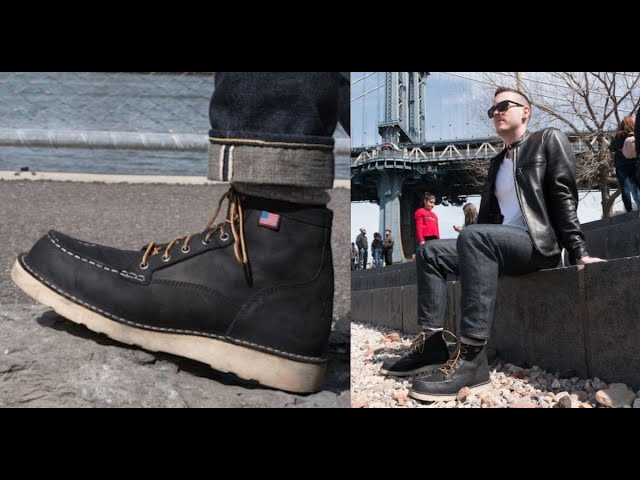Danner Mens Bull Run Lux 6 Lifestyle Boot