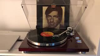 Stories of the street- Leonard Cohen  1968 Vinyl