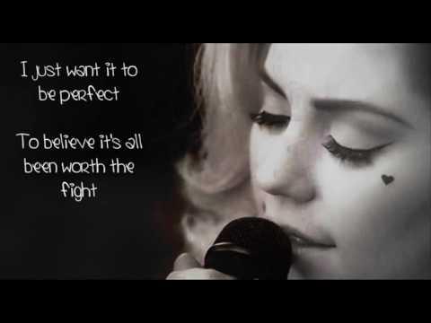 Marina and the Diamonds - Lies - Acoustic - LYRICS