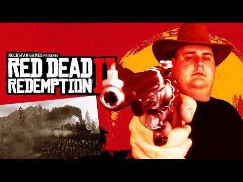 MEGÉRI A VONAT RABLÁS? | RED DEAD REDEMPTION 2 letöltés