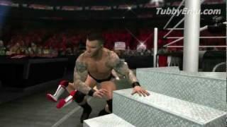 WWE 12 - Road to Wrestlemania GAMEPLAY! (WWE 12 Gameplay)