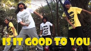 New Jack Swing Routine With Locking, Breaking, & Old School Hip Hop Solos | Mumbai, India