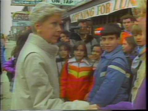Chicago Mayor Jane Byrne Campaign Commercial 1983