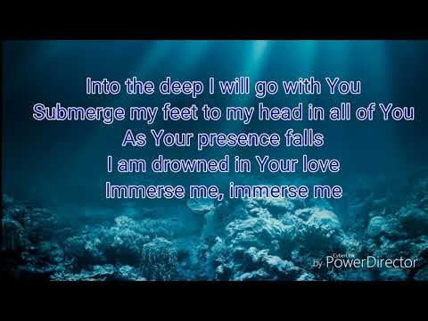 Into The Deep  | Citipointe Live (Lyrics Video)