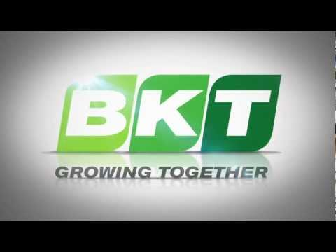 BKT AgrimaxForce (IF Technology) -- Radial Tire