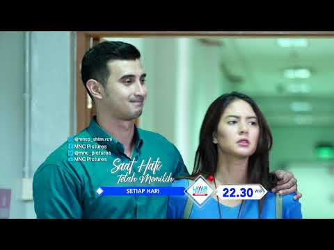 """RCTI Promo Layar Drama Indonesia """"SAAT HATI TELAH MEMILIH"""" Episode 4, 5 November 2018 Mp3"""