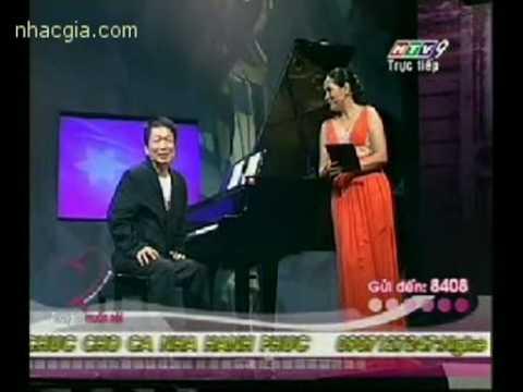 Hay yeu nhu chua yeu lan nao - Xuan Phu - My Dung