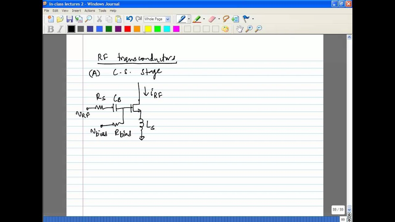 Lecture 21 Gilbert Mixers