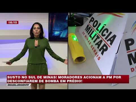 BRASIL URGENTE MINAS 12/07/2018