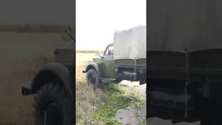 Забираем из Нижнего ГАЗ-63
