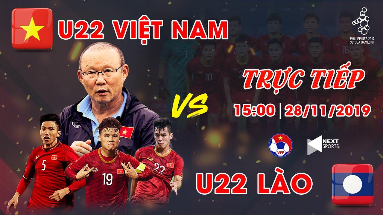Xem lại U22 Việt Nam vs U22 Lào, 28/11 – SEA Games 30