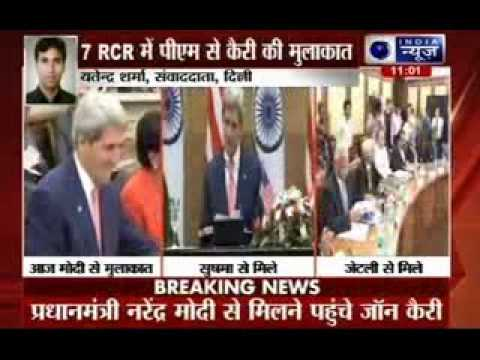 John Kerry to Meet New Prime Minister and Seek Improved Relations