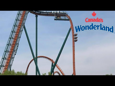 Canada's Wonderland Tour & Review With The Legend