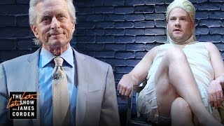 Basic Instinct Remake (w/ Michael Douglas, Reggie Watts & James)