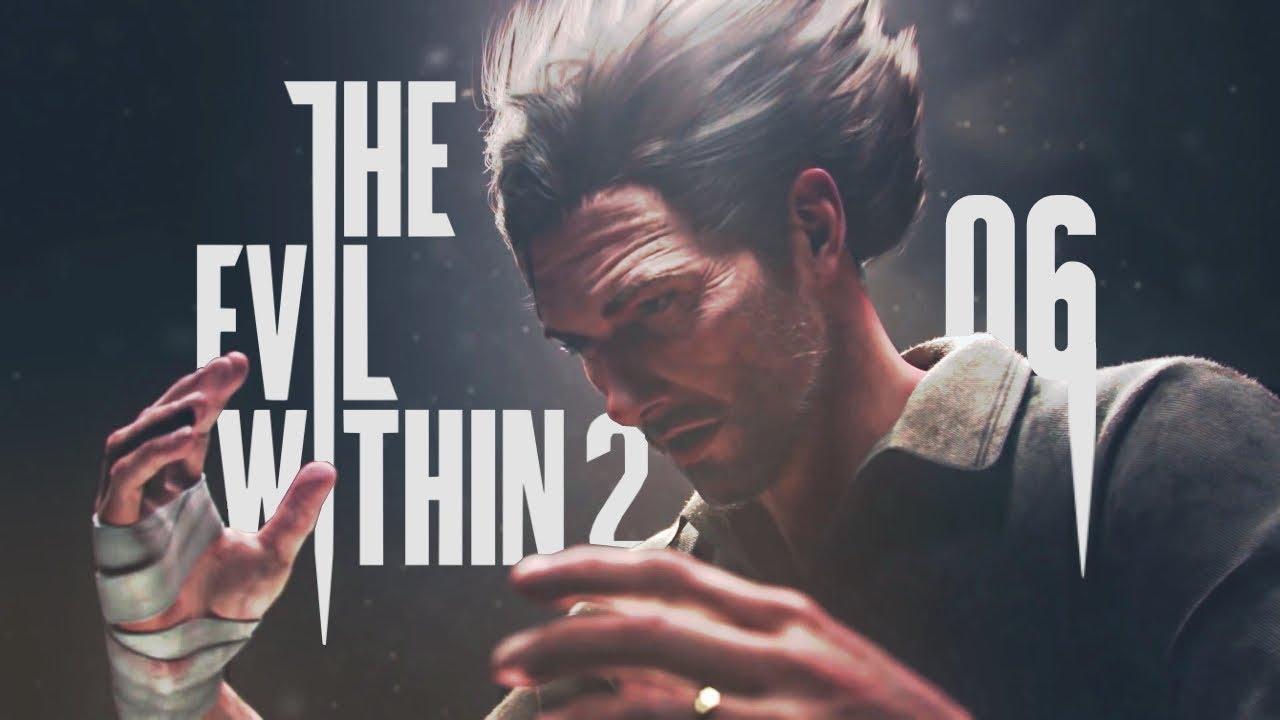 The Evil Within 2 (PL) #6 – Za kurtyną (Gameplay PL / Zagrajmy w)