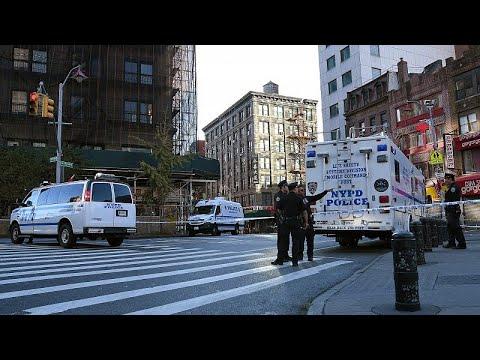 مقتل أربعة مشردين في نيويورك أثناء نومهم والشرطة تعتقل الجاني …  - 10:53-2019 / 10 / 6