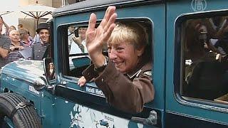 Немецкая «Бабушка» Отправилась в Кругосветное Путешествие (Новости)   Хороший Заработок Автоматом